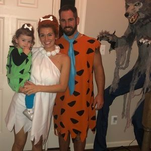 Flinstone Family Costumes